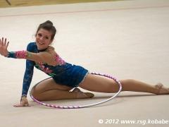 Deutschland-Cup RSG Einzel 2012 in Dahn - Mehrkampf JWK