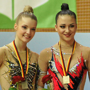 15.-17.5.2015 Deutsche Meisterschaften RSG in Leipzig